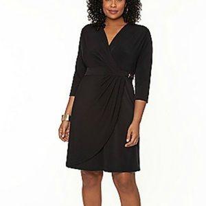 🆕 [Lane Bryant] Classic wrap dress
